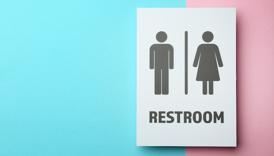 Of course they should use the right bathroom!!