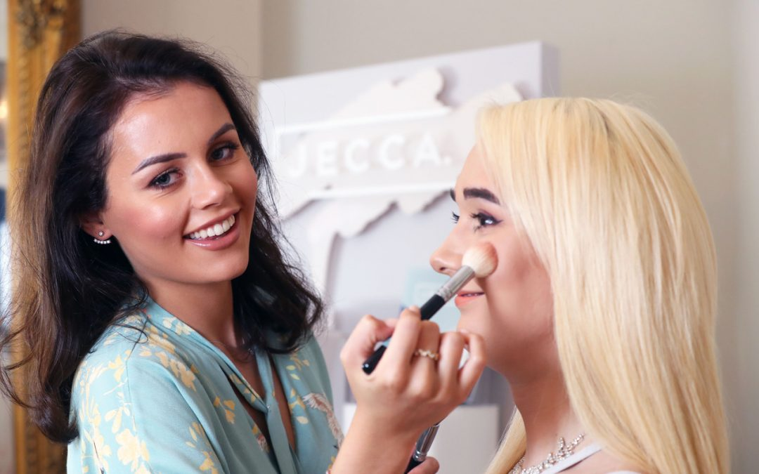 Makeup artist Jessica Blackler on how to nail your festive party look