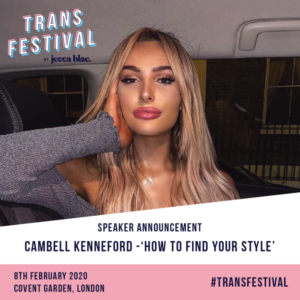 Cambell Kenneford - Trans Festival London