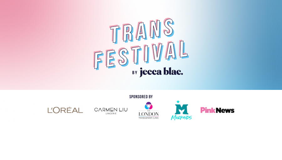 Trans Festival London – hosted by Jecca Blac