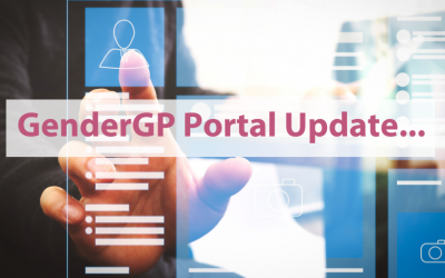 The GenderGP Portal – Service Update