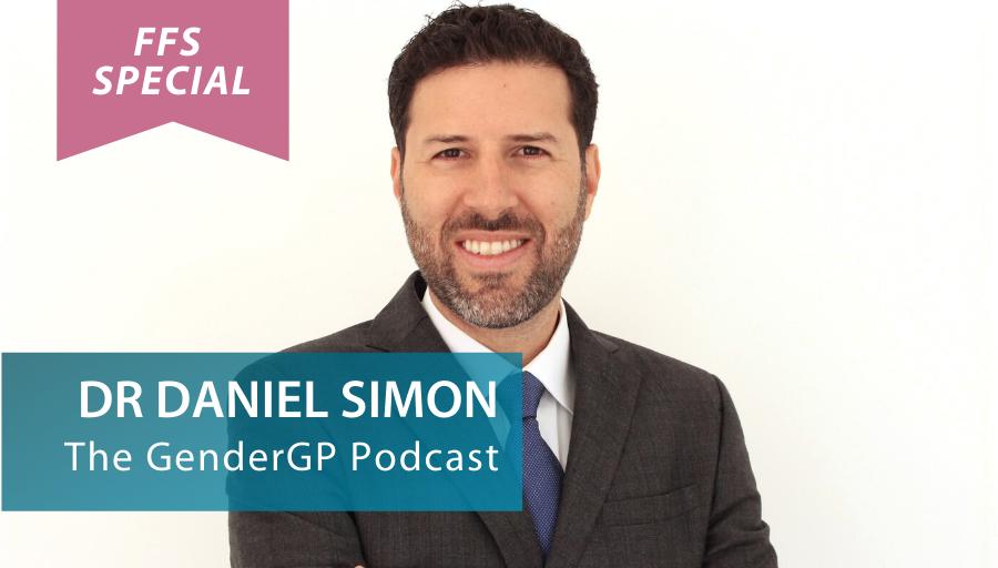 Dr Daniel Simon from the Facial Team