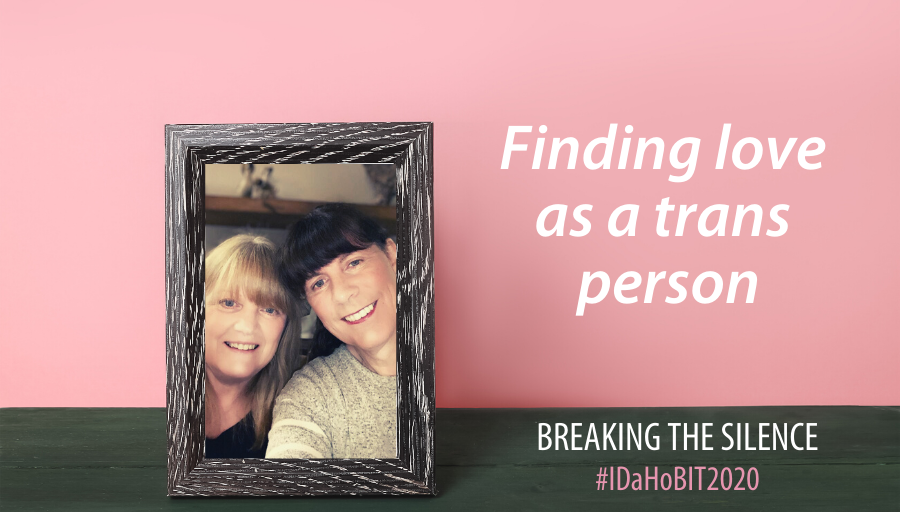 Breaking The Silence: Finding love as a trans person