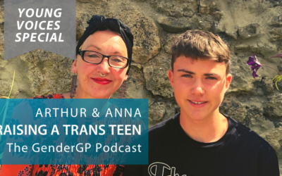 Young Voices: Raising a trans teen