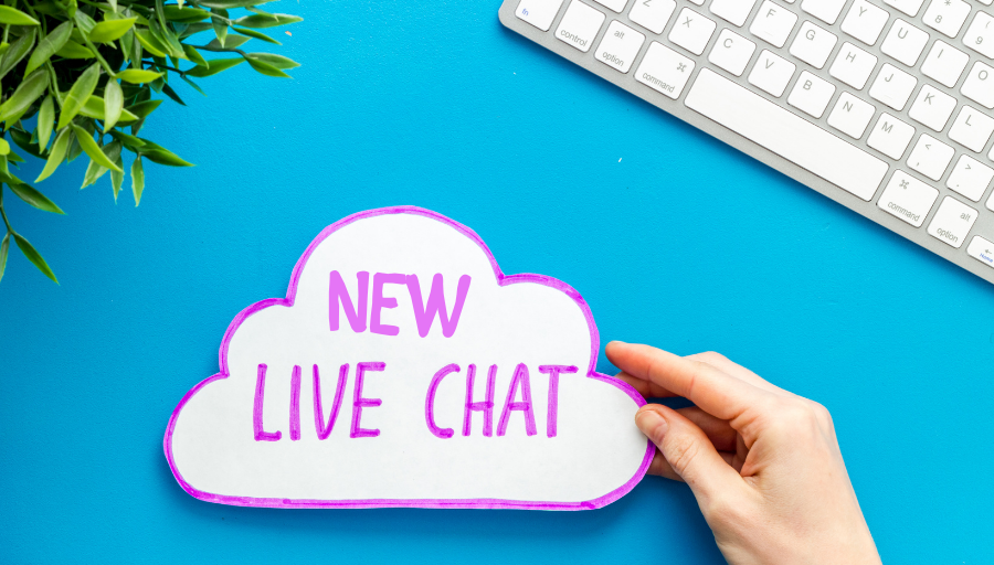 Live Chat function delivers free advice to trans community