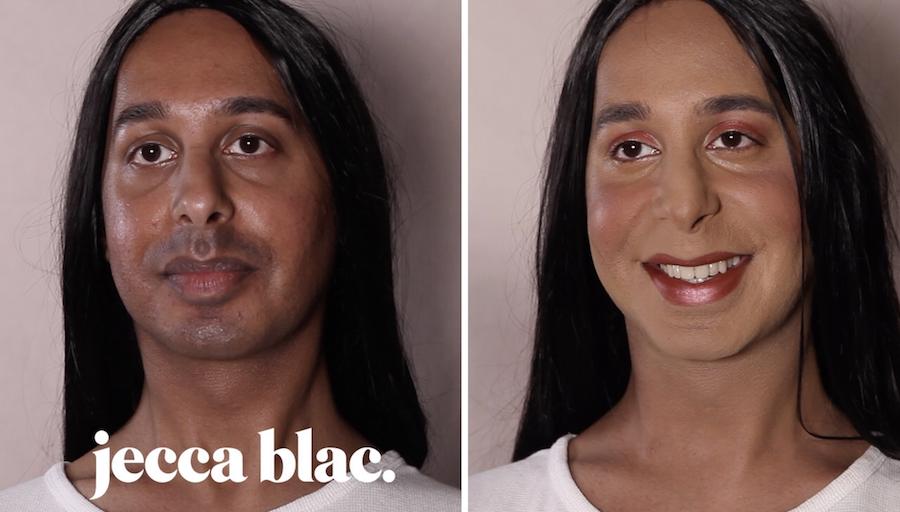 Top makeup tips for minimising facial hair