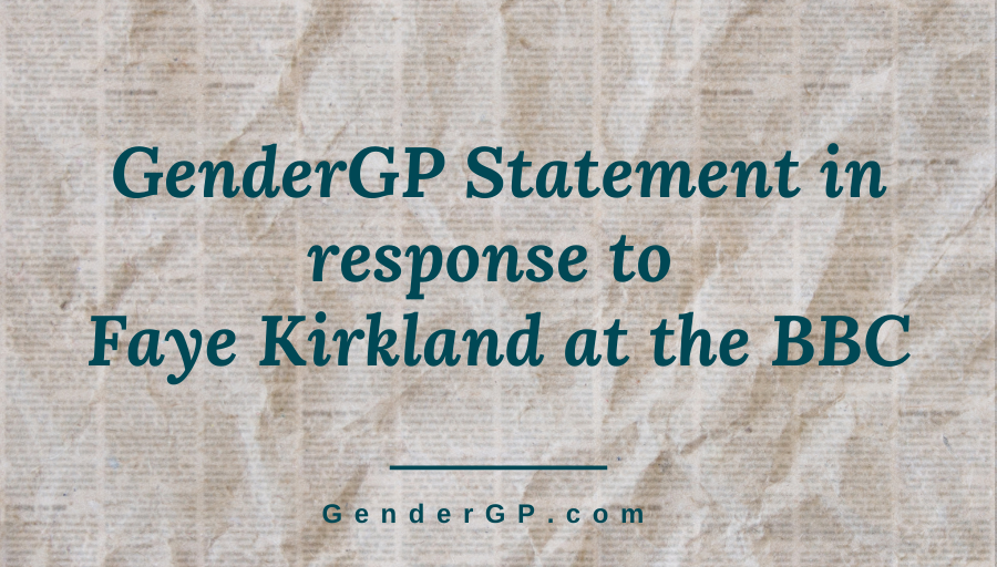 Answers to questions posed by the BBC's @FayeKirklandGP 05.10.20