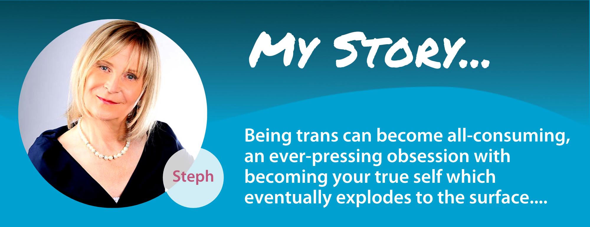 My Story - Steph - GenderGP - Header