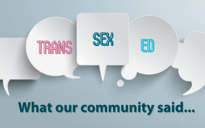 Trans Sex Ed? We ask the Community