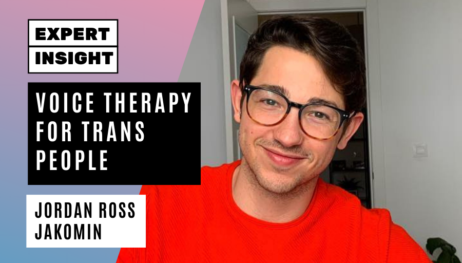 Voice therapy for Trans people