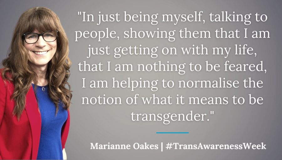 The importance of Trans visibility