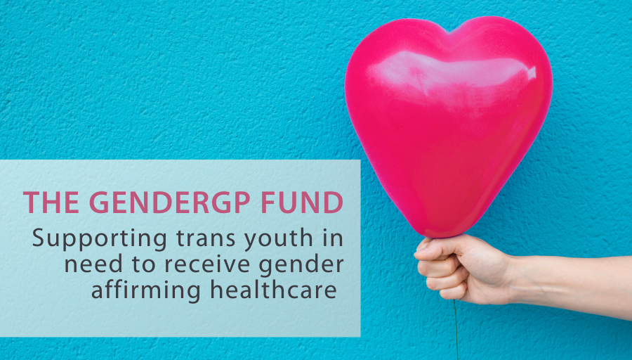 GenderGP Fund Supports Trans Youth To Receive Gender Affirming Healthcare