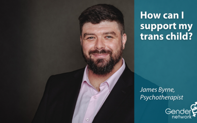 How can I support my Trans child?