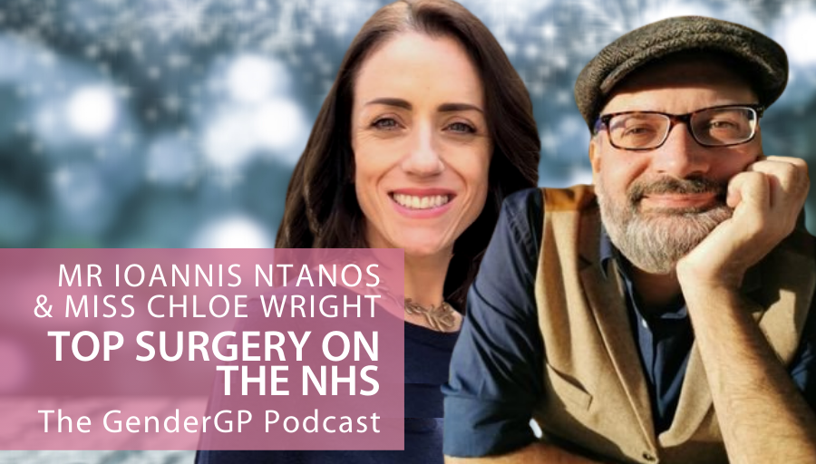 Top surgery for trans guys