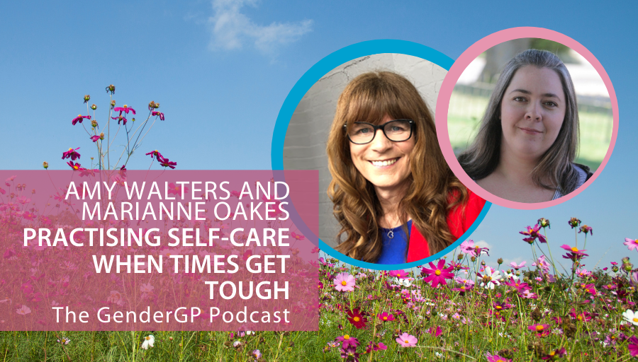 Practising self-care when times get tough