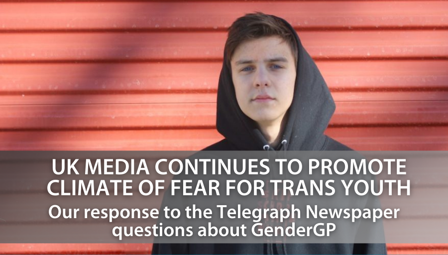 UK media continues to promote climate of fear for trans youth