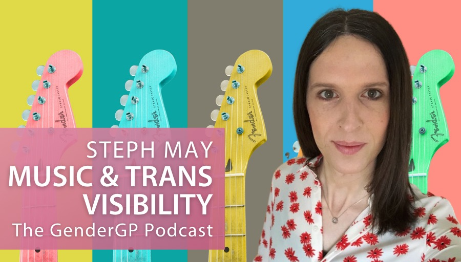 Music and trans visibility with Steph May
