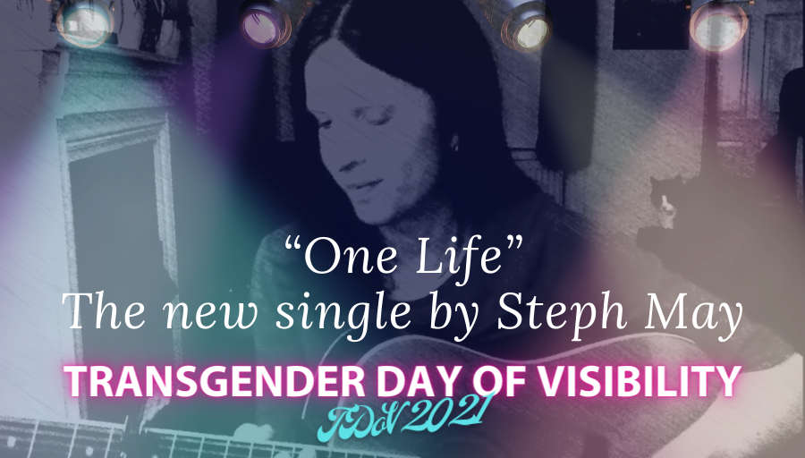 Help get a trans musician into the charts for TDoV