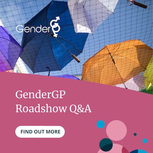 GenderGP Roadshow Q&A