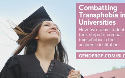 Combatting Transphobia in Universities