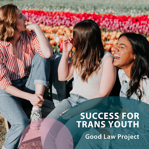 Success for Trans Youth - Good Law Project