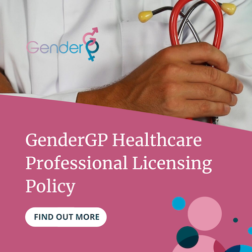 The GenderGP Guide to Trans Healthcare