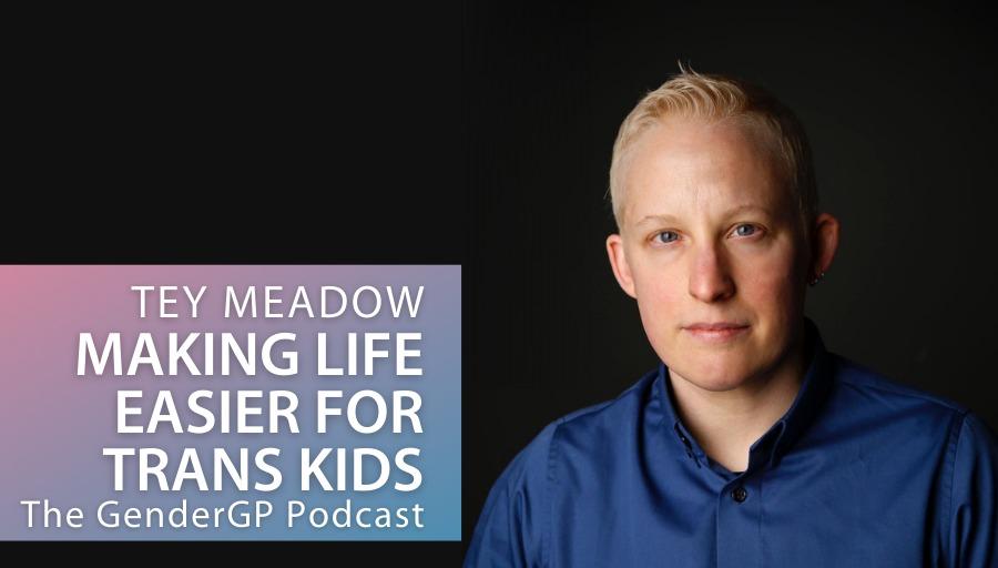 Making Life Easier For Trans Kids