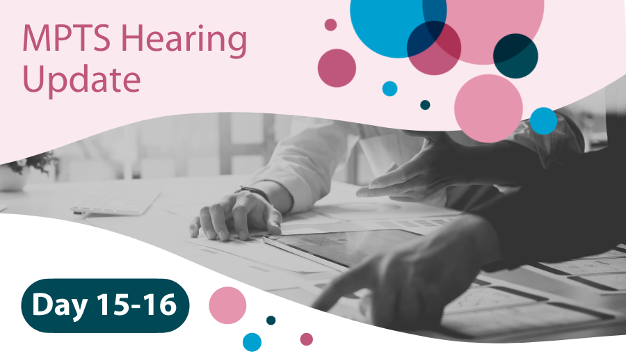 MPTS Hearing Day 15-16