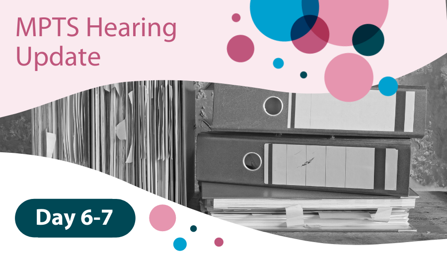 MPTS Hearing Day 6-7