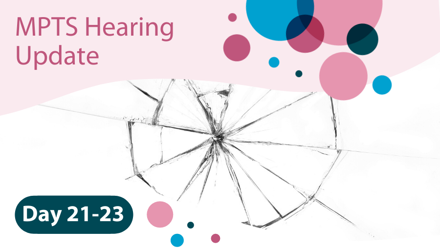 MPTS Hearing Days 21-23