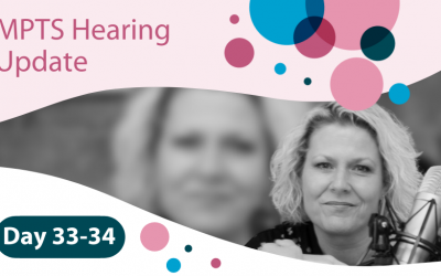 MPTS Hearing Days 33-34