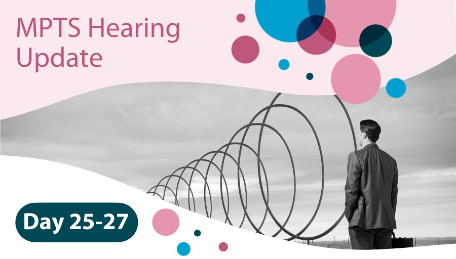 MPTS Hearing Days 25-27